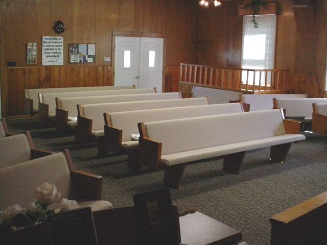 Church Sanctuary After Changes